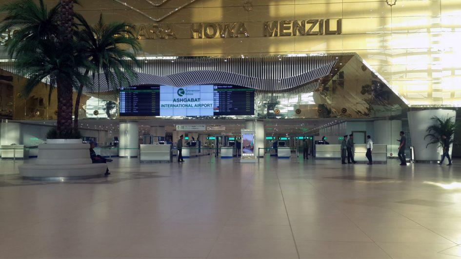 Yeni Aşgabat Uluslararası Havalimanı