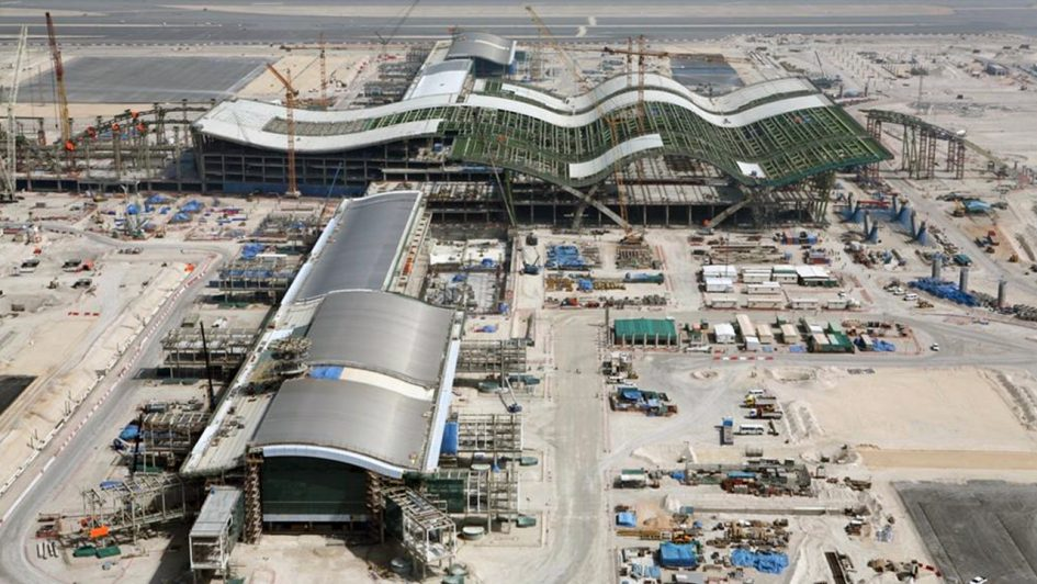 Yeni Doha Uluslararası Havalimanı