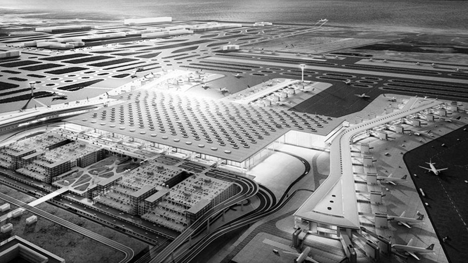 New (3rd) Istanbul International Airport
