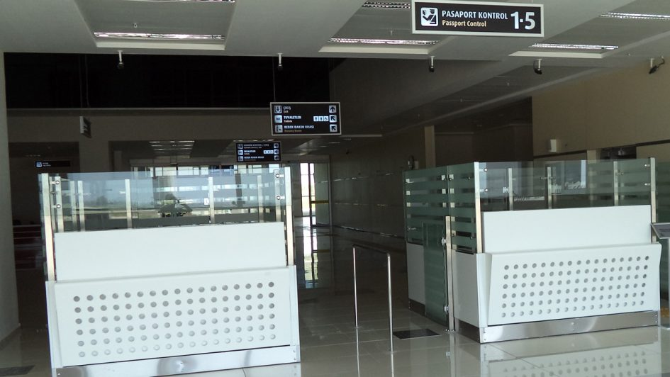 DHMİ, Sunucu ve Pasaport İletişim Sistemleri Projesi