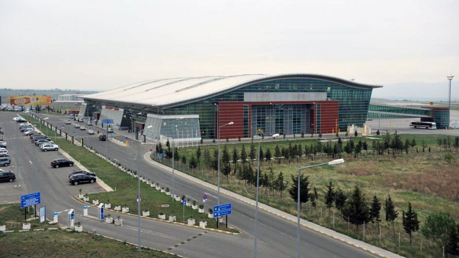 Tiflis Uluslararası Havalimanı