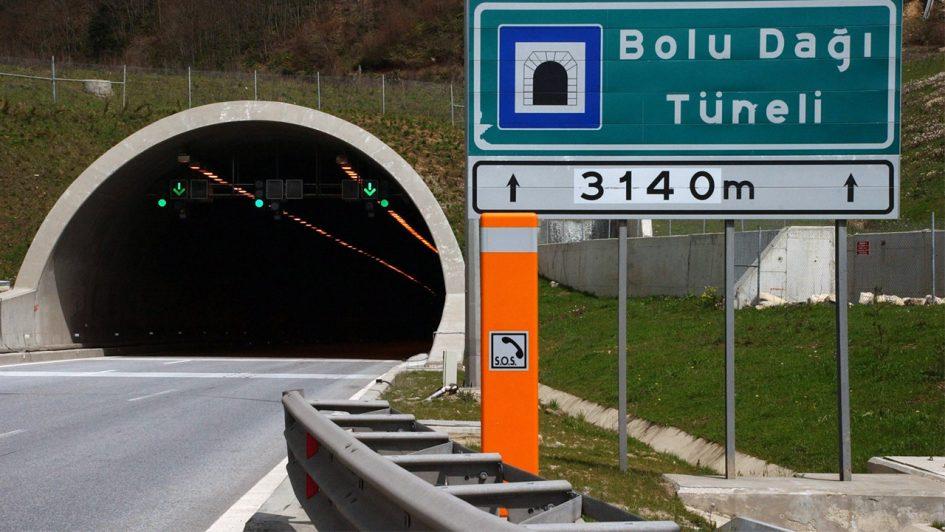 Tünel Projeleri