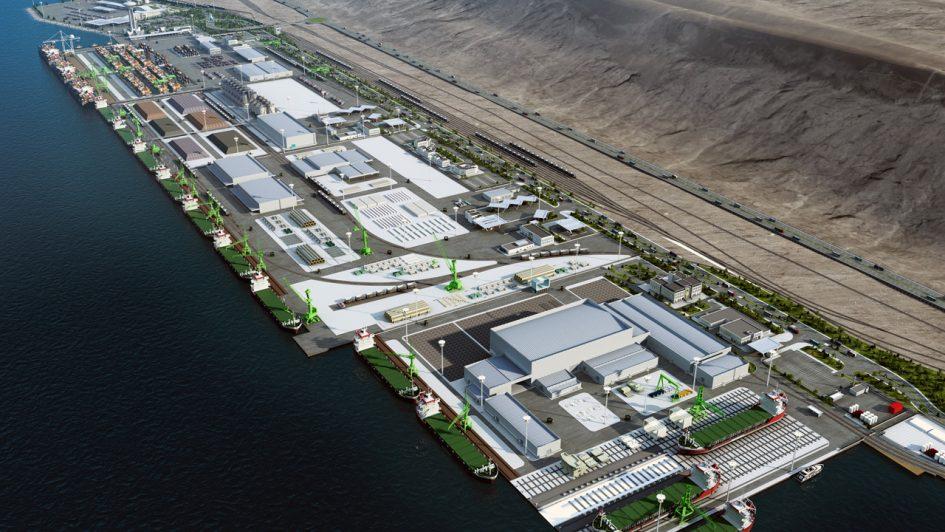 Turkmenbaşı Limanı